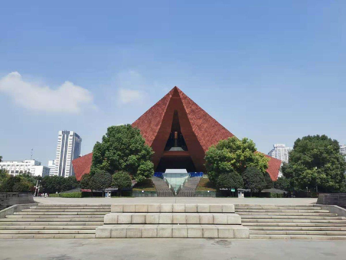 辛亥革命博物馆参观指南(预约入口+开放时间+最佳游览路线)
