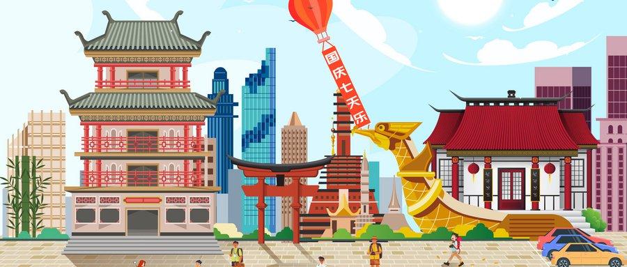 2020十一中秋国庆武汉游玩指南(免费预约+景区活动+周边自驾)