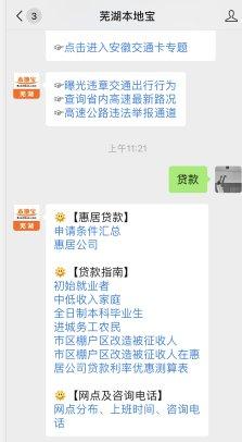 2019芜湖大学生免担保创业贷款政策