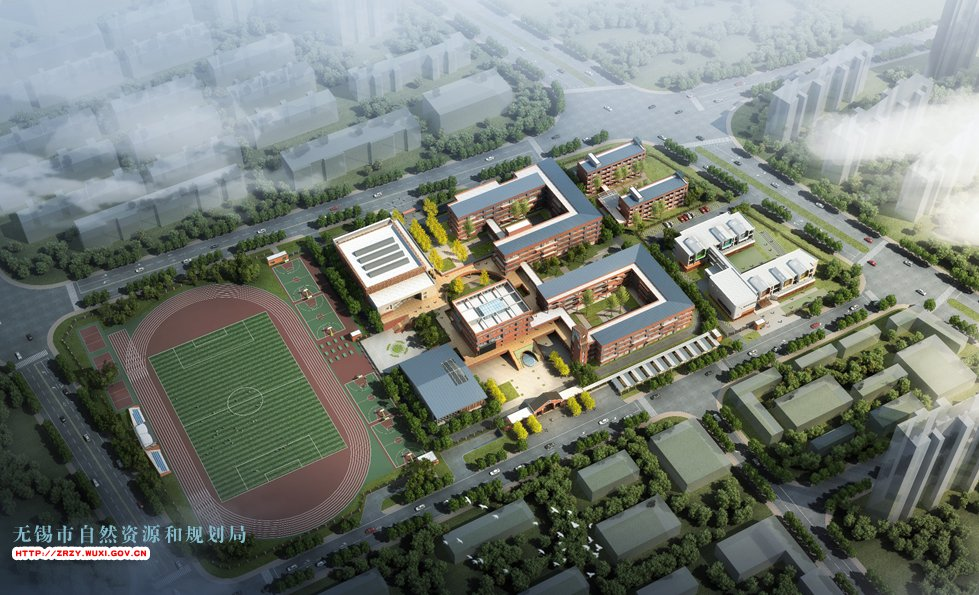 安陆市实验初中查分_无锡市新吴实验中学项目规划设计方案公示- 无锡本地宝