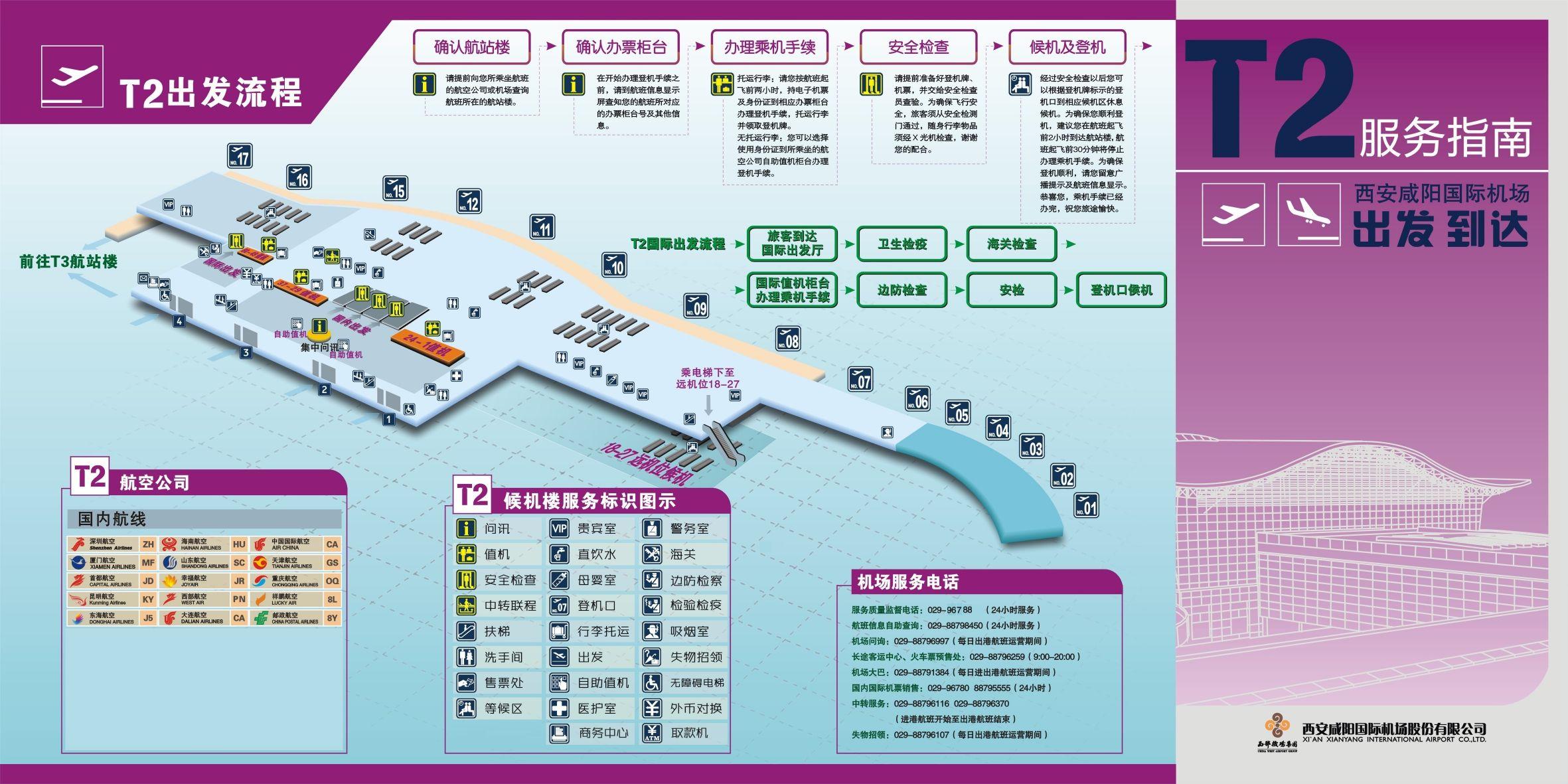 西安咸阳国际机场最新消息
