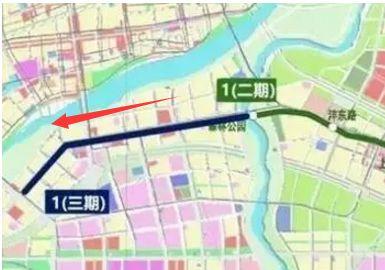 西安地铁1号线二期线路图图片