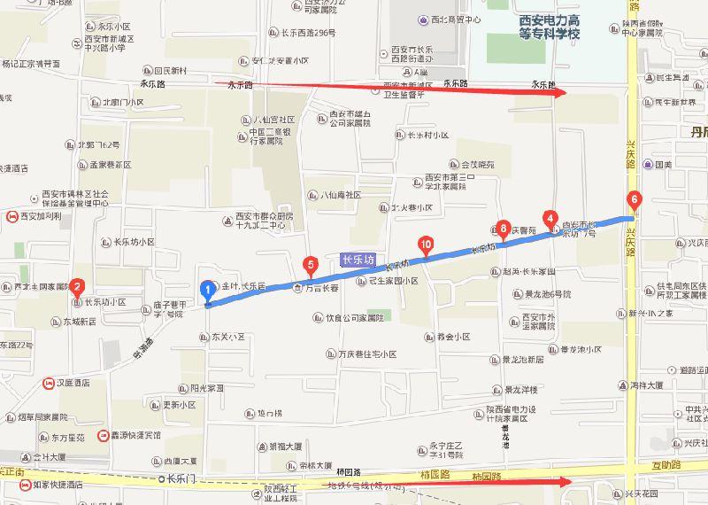 长乐坊将增设非机动车道 可避免人车混行