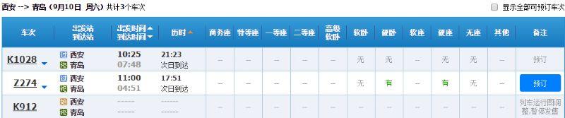 西安到青岛3日游线路推荐 看海吃海鲜啤酒狂欢