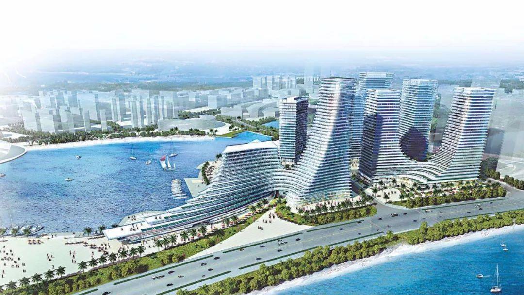 厦门2020年规划(交通 教育 旧改 产业 保障房)