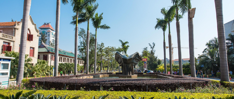 厦门大学有哪些景点?厦门大学有什么好玩的景点?