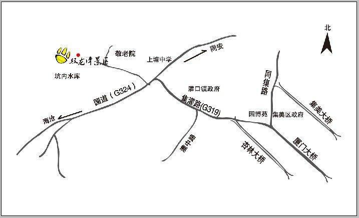 双龙潭景区攀岩9月13日暂停接待通知