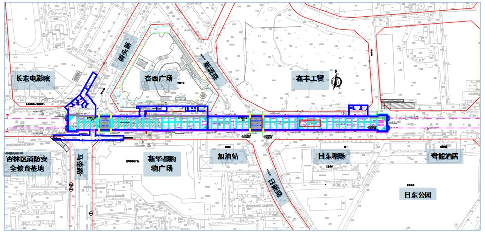 厦门6条地铁脖子线路最新消息↓(站点 规划 通车时间)