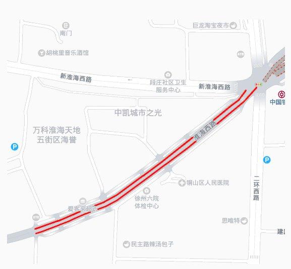 2019徐州限号路段最新通知(时间 区域 规定)
