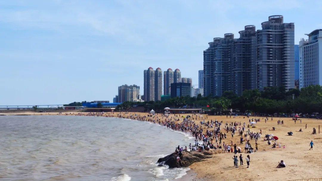 珠海海滨泳场开放时间