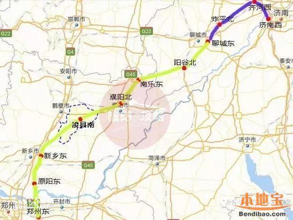 郑济高铁已经《河南省国民经济和社会发展第十二个五年规划纲要(草案)》在省十一届人大四次会议上正式公布   铁路:新增客运专线1100公里、城际铁路500公里要建成基本完善的铁路网。《纲要(草案)》提出,要把加快铁路建设作为完善综合交通体系的主攻方向,全面推进客运专线、城际铁路、大能力货运通道三个重点领域和郑州东站、郑州机场两大综合换乘枢纽建设,全面建成十字形客运通道和四纵五横大能力运输通道。   具体目标是,到2015年,全省铁路运营里程将达到6400公里,新增客运专线1100公里、城际铁路