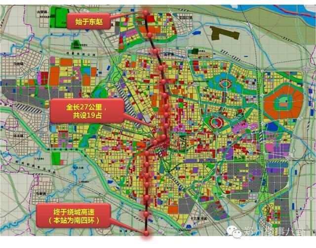 郑州地铁7号线站点有哪些